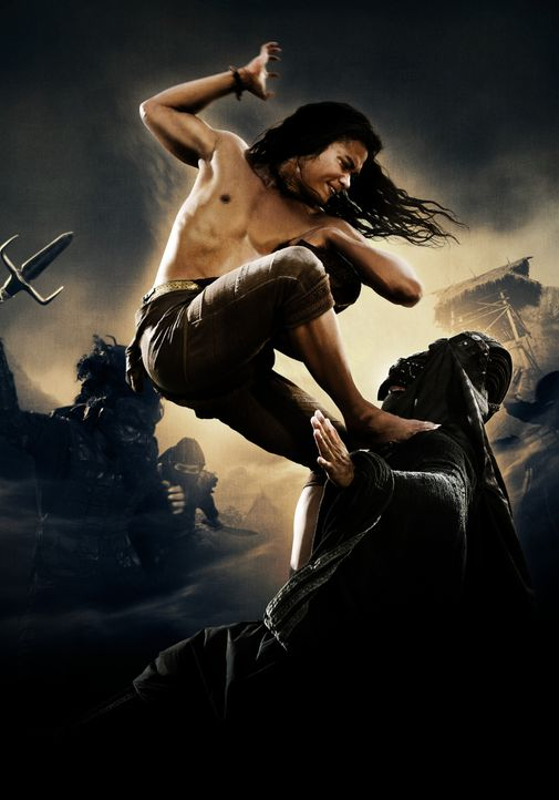 ONG BAK 2 - Artwork - mit Tony Jaa - Bildquelle: Splendid Film