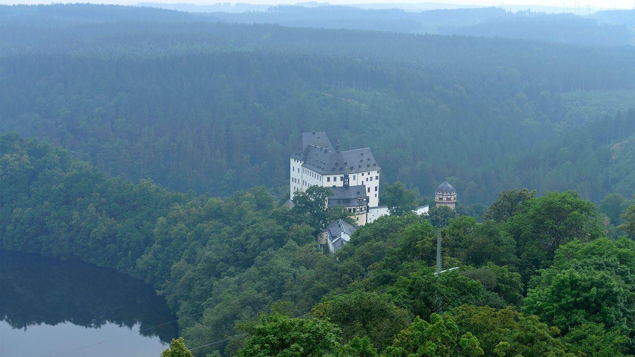 06_DkG_Schloss_Burgk - Bildquelle: picture alliance