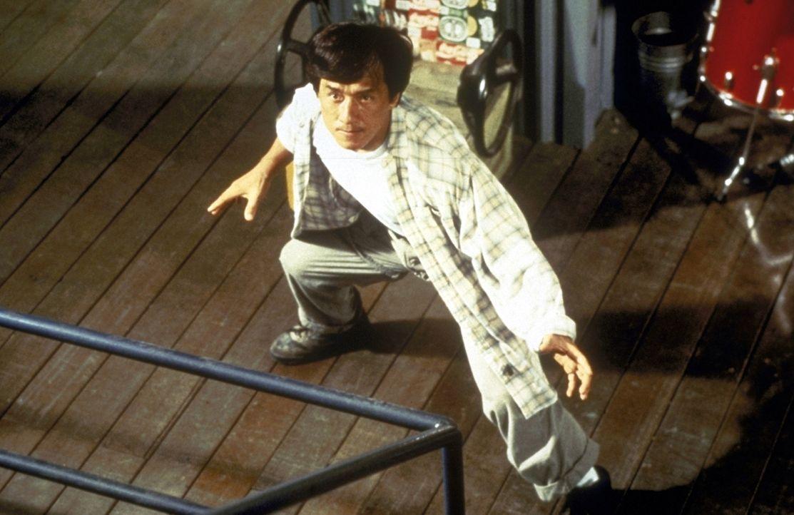 Lehrt seine Gegner das Fürchten: Jackie Chan (Jackie Chan) ... - Bildquelle: New Line Cinema