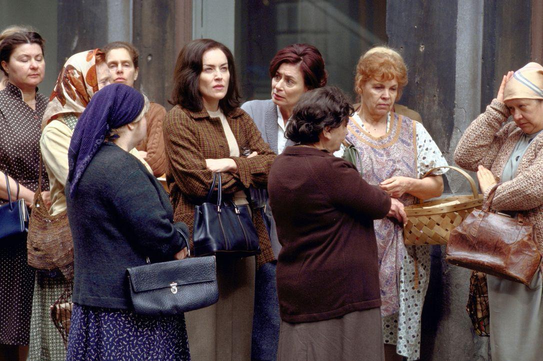 Verzweifelt und niedergeschlagen, gibt Sally (Sharon Stone, M.) nicht auf und macht sich auf die Suche nach ihrem Ehemann Leo ... - Bildquelle: Lions Gate Films Inc