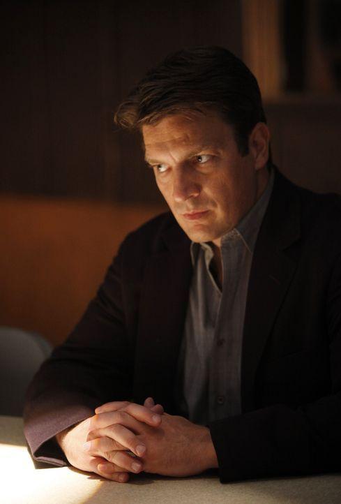 Auch wenn die Geschichte des Verdächtigen Simon Doyle, er sei aus der Zukunft gekommen und wolle die Menschheit retten, nicht sonderlich glaubwürdig... - Bildquelle: ABC Studios