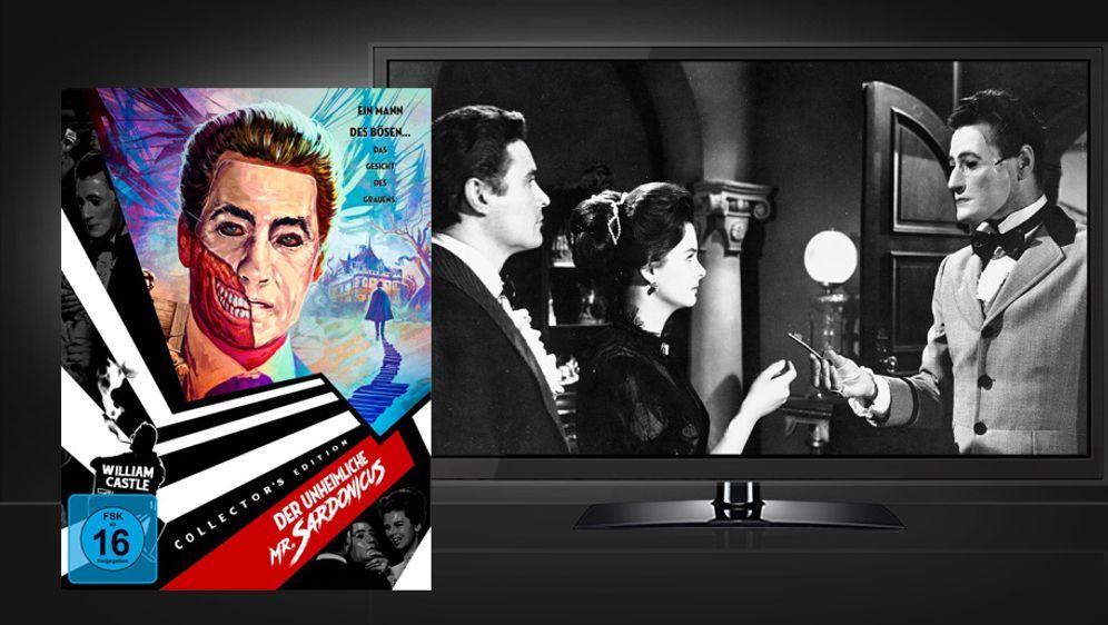 Der unheimliche Mr. Sardonicus (Blu-ray+DVD) - Bildquelle: Koch Films