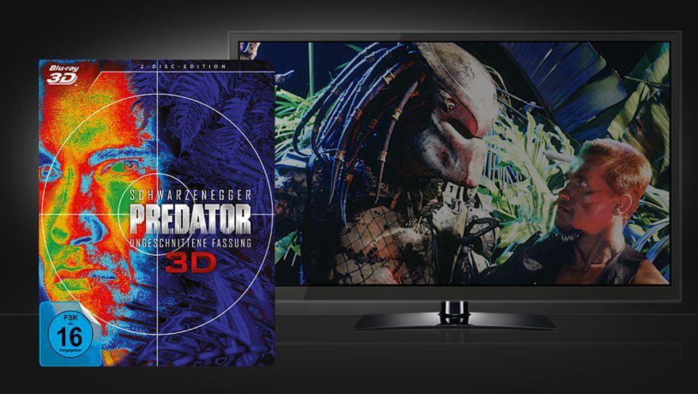 Predator (Blu-ray 3D)