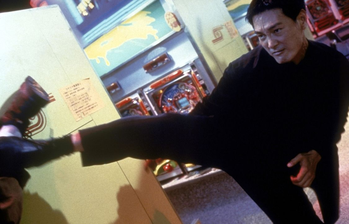 Im Einsatz: Jackie Chan (Jackie Chan) ... - Bildquelle: New Line Cinema
