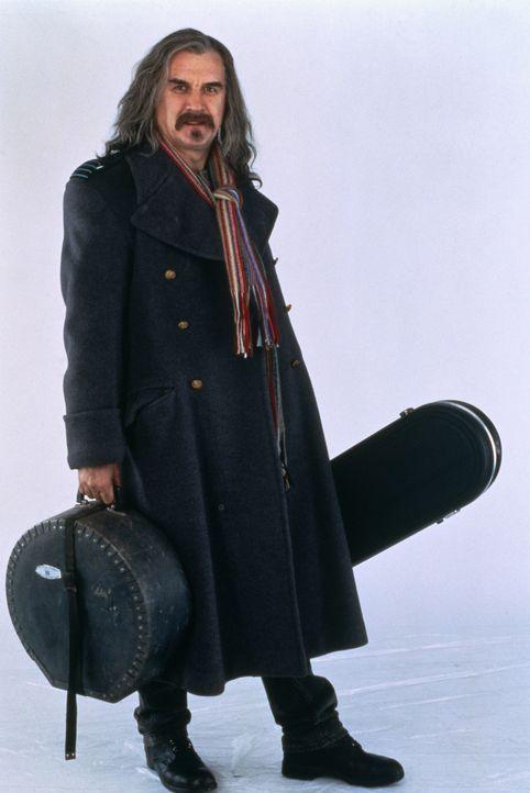 Der ergraute Ex-Roadie Hughie (Billy Connolly) weiß nicht, ob er wieder ins aufreibende Rock-Business zurückkehren will ... - Bildquelle: Columbia Pictures