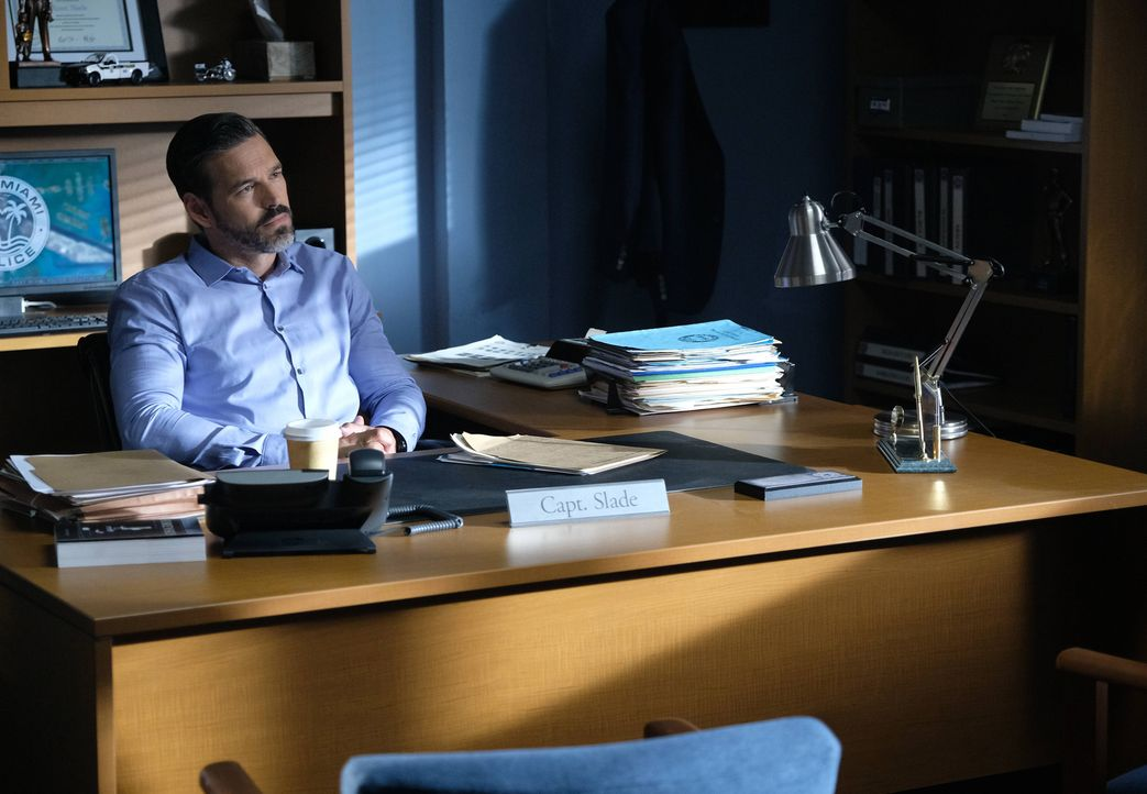 Hat Slade (Eddie Cibrian) etwas mit dem Menschenhändlerring zu tun? - Bildquelle: 2016-2017 Fox and its related entities. All rights reserved.