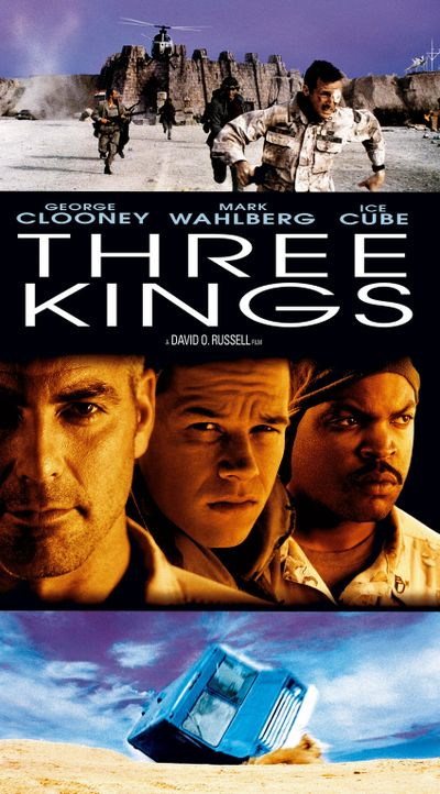THREE KINGS -Plakatmotiv - Bildquelle: Warner Bros. Pictures