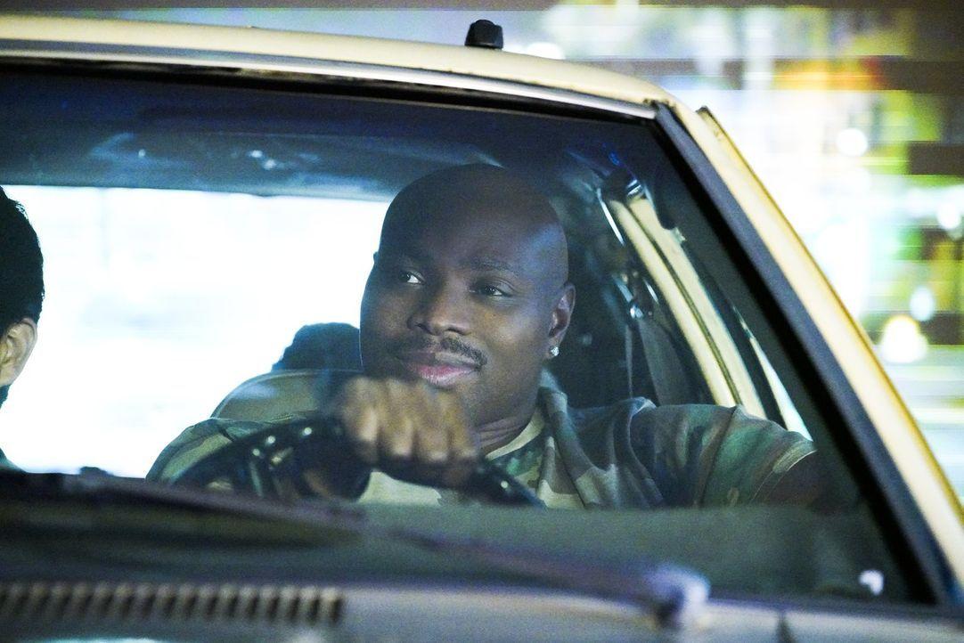 Steht Carter und Lee auf seine eigene Weise zur Seite: Gerald (Page Kennedy) ... - Bildquelle: Warner Brothers
