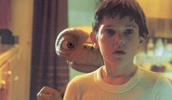 Platz 3: E.T. - Bildquelle: Universal Pictures
