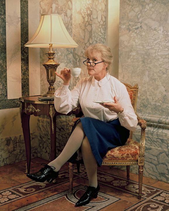 Muss immer auf neue Überraschungen gefasst sein: Nanny (Julie Andrews) ... - Bildquelle: American Broadcasting Company (ABC)
