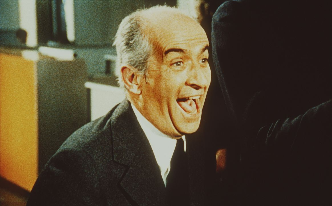 Auf dem Weg zur Trauung seiner Tochter gerät der vehement rassistisch gesinnte Fabrikant Victor Pivert (Louis de Funés) an den arabischen Opposition... - Bildquelle: 20th Century Fox Film Corporation