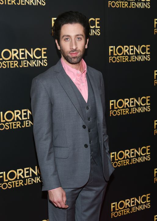 Simon Helberg - Bildquelle: Picture Alliance