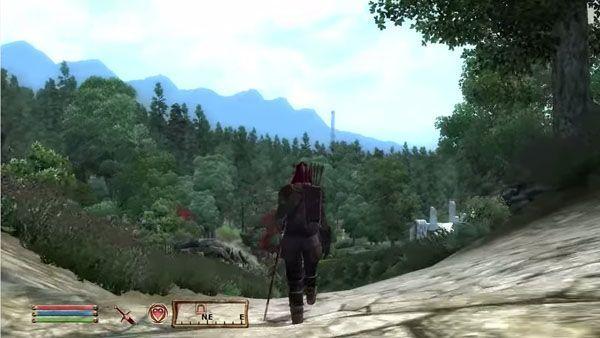 Elder Scrolls 4 - Oblivion