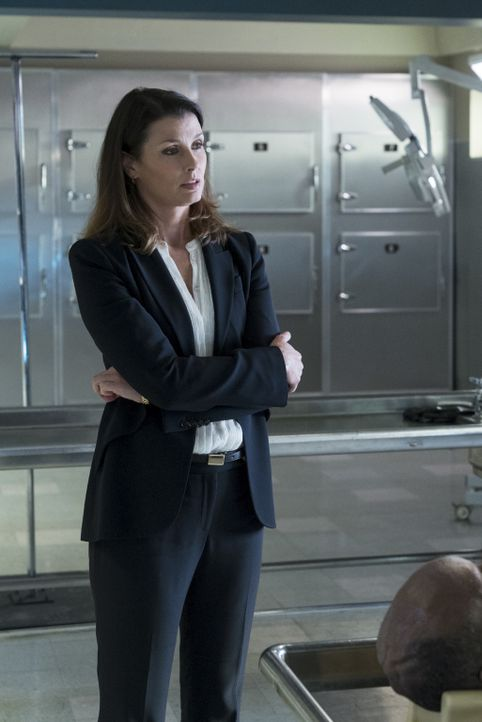 Erin (Bridget Moynahan) - Bildquelle: David M. Russell 2017 CBS Broadcasting Inc. All Rights Reserved.