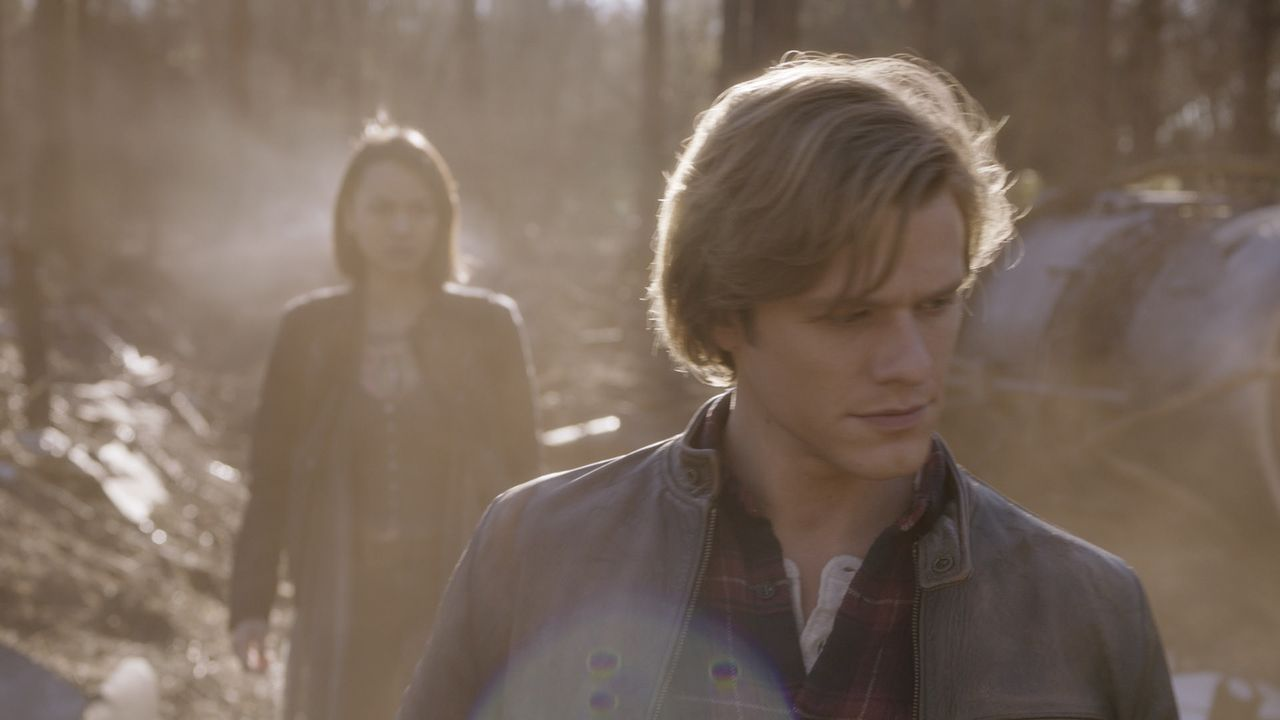 MacGyver (Lucas Till) - Bildquelle: 2018 CBS Broadcasting, Inc. All Rights Reserved