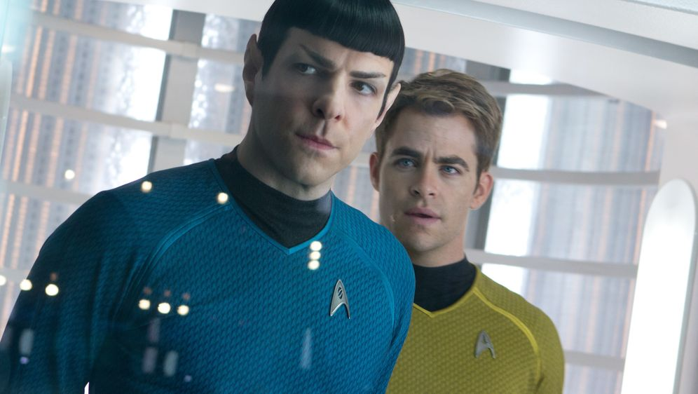 Star Trek Into Darkness - Bildquelle: Zade Rosenthal 2013 Paramount Pictures.  All Rights Reserved. / Zade Rosenthal
