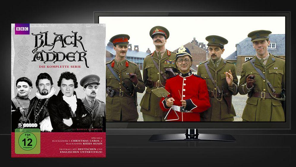 Blackadder - Die komplette Serie (DVD-Box) - Bildquelle: Universum Film GmbH / BBC