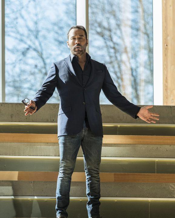 IT-Gigant Tanner (Jeremy Piven) verkauft seine Firma im Silicon Valley, um sich nur noch einem zu widmen: Den wahren Mörder seiner Tochter finden ... - Bildquelle: Cate Cameron 2017 CBS Broadcasting, Inc. All Rights Reserved