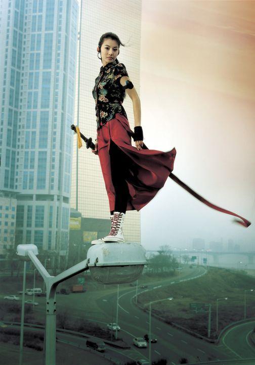 ARAHAN - Artwork - mit So-yi Yoon - Bildquelle: Splendid