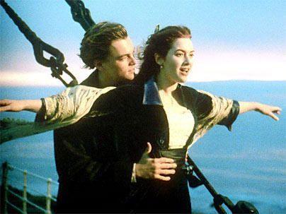 Platz 7: Titanic - Bildquelle: AFP