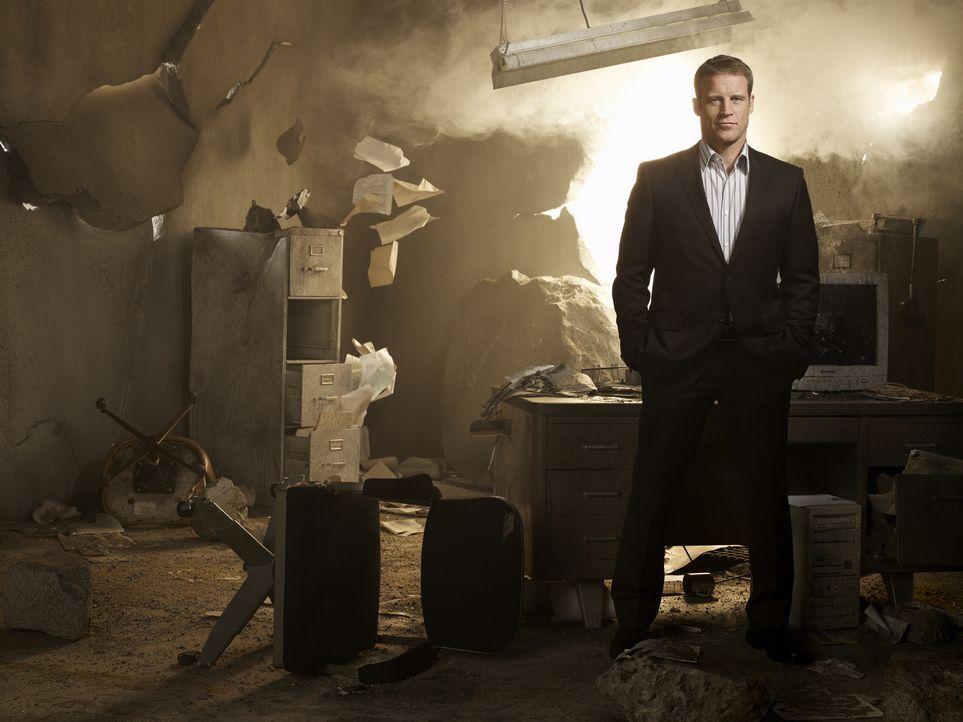 (1. Staffel) - Gibt alles dafür, seine Klienten zu beschützen: Bodyguard Christopher Chance (Mark Valley) ... - Bildquelle: Warner Brothers