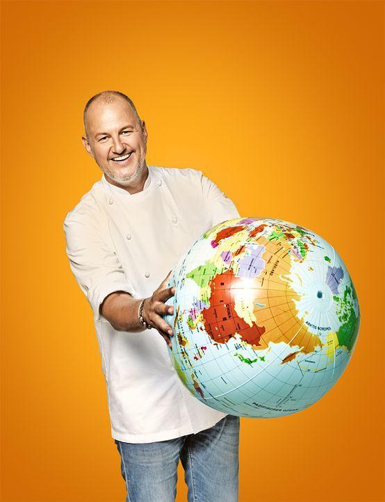 (2. Staffel) - Frank Rosin reist ins Ausland, um Auswanderern zu helfen, deren Restaurants kurz vor dem Aus stehen ... - Bildquelle: Günther Philipp kabel eins