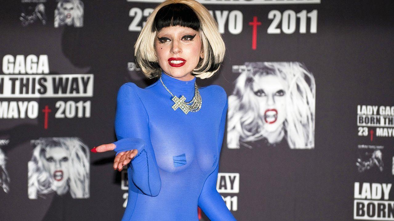Lady Gaga mag's transparent  - Bildquelle: AFP