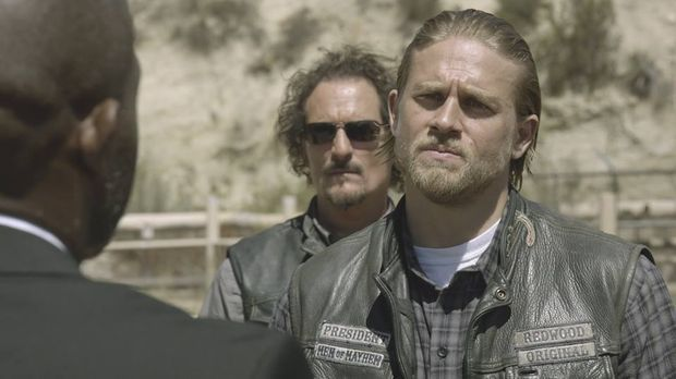 Hauptcharakter Jackson Jax Teller in Sons of Anarchy
