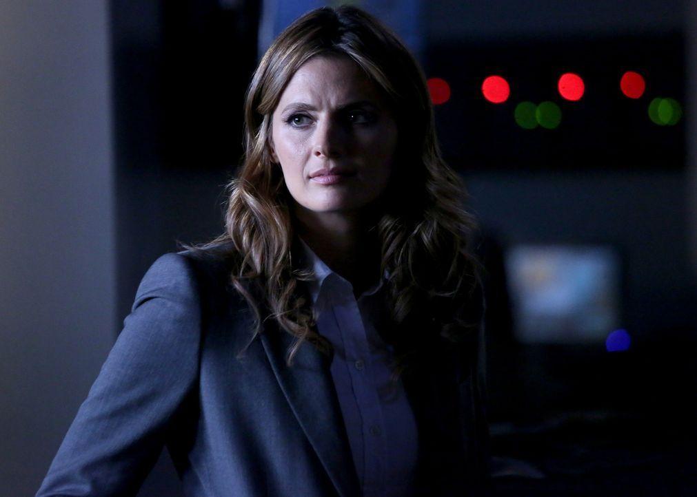 Bangt um das Leben von Castle: Kate Beckett (Stana Katic) - Bildquelle: ABC Studios