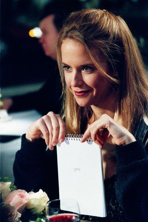 Möchte nicht länger im Leben ihres Freundes die zweite Geige spielen: Jane Aubrey (Kelly Preston). - Bildquelle: 1999 Universal Studios. All Rights Reserved.