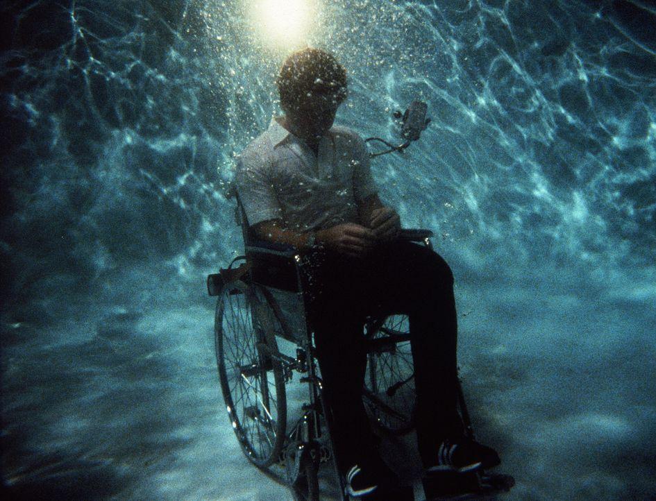 Der schwerbehinderte Scottie (James Troesh) findet sich nicht mehr im Leben zurecht und fasst einen verzweifelten Entschluss. - Bildquelle: 20th Century Fox Television