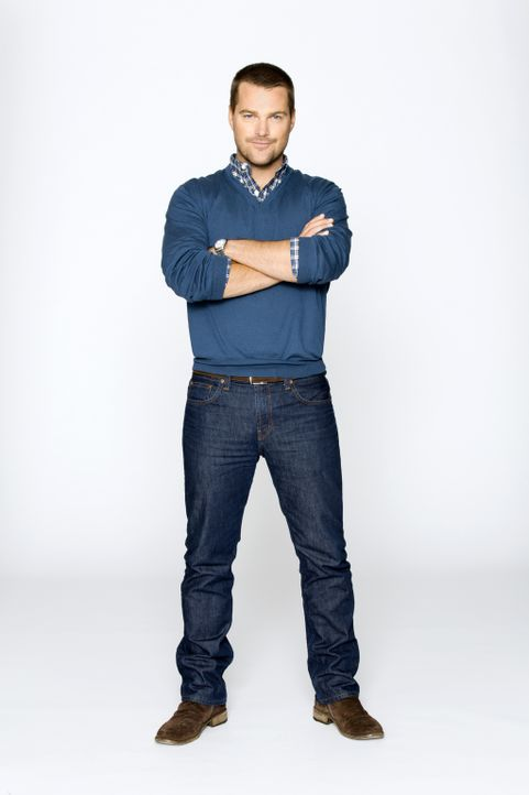 (4. Staffel) - Im Einsatz gegen das Böse: Special Agent G. Callen (Chris O'Donnell) ... - Bildquelle: CBS Studios Inc. All Rights Reserved.