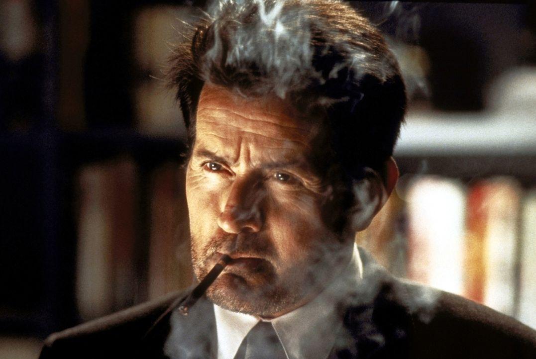 US-Geheimdienst-Chef Jason Wynn (Martin Sheen) verlangt von seinem besten Mann noch einen letzten Einsatz - doch in Wirklichkeit verfolgt er einen g... - Bildquelle: New Line Cinema