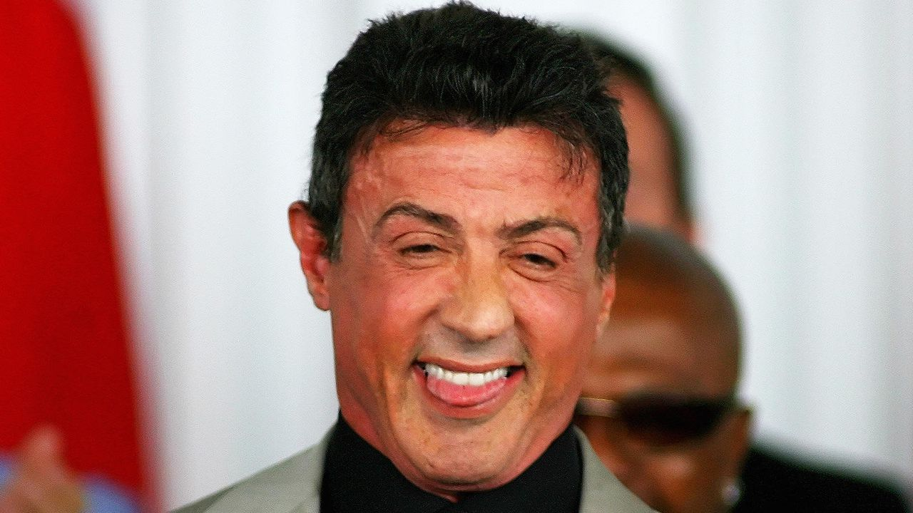 Sylvester Stallone - Bildquelle: Getty Images/AFP