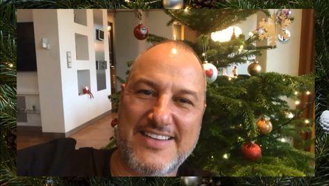 Familiäre Weihnachtsgrüße.Weihnachtsgrüße Der Kabel Eins Stars