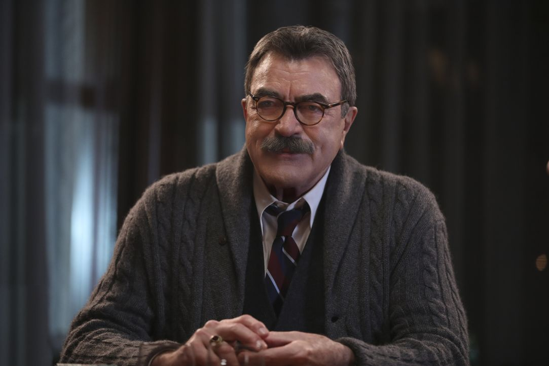 Frank Reagan (Tom Selleck) - Bildquelle: Craig Blankenhorn 2017 CBS Broadcasting Inc. All Rights Reserved.