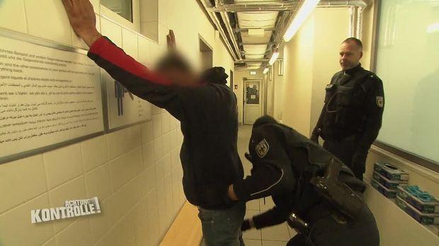 Achtung Kontrolle - Achtung Kontrolle! - Thema U.a: Bundespolizei Kontrolliert Bewaffneten Schwarzfahrer