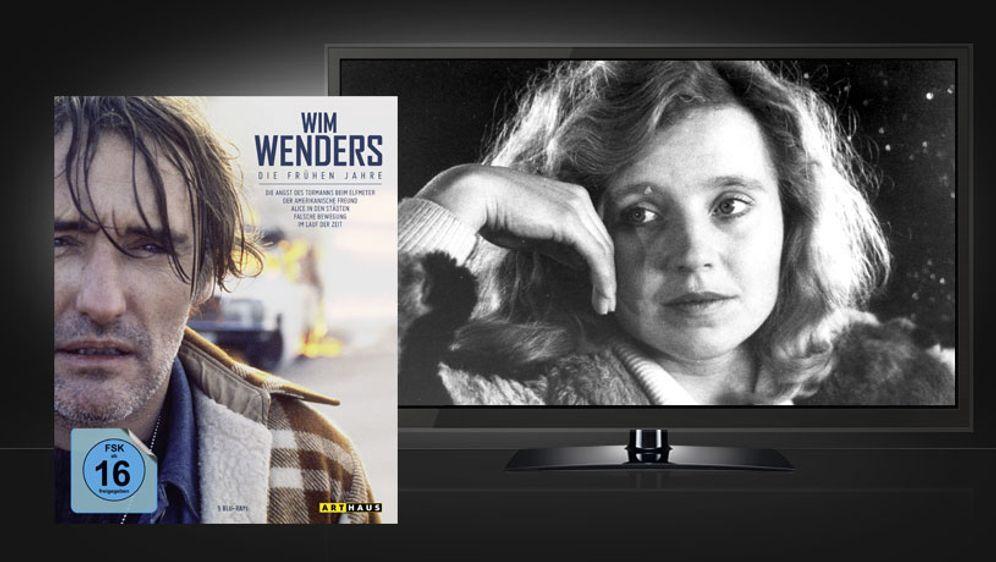 Wim Wenders - Die frühen Jahre (Blu-ray Collection) - Bildquelle: Arthaus
