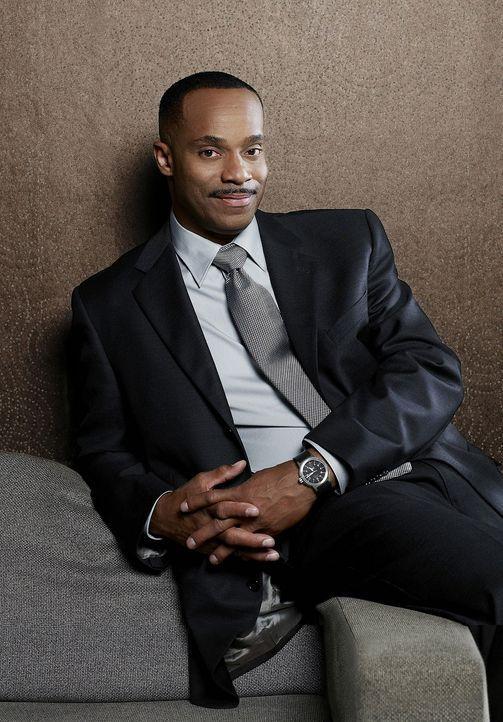 (1. Staffel) - NCIS-Direktor: Leon Vance (Rocky Carroll) ... - Bildquelle: CBS Studios Inc. All Rights Reserved.