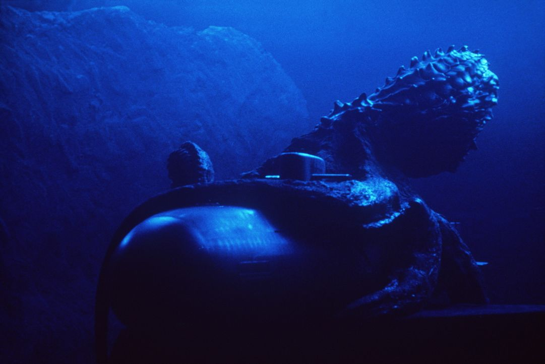 Ein riesiger Octopus greift das U-Boot an. Ein mörderischer Kampf auf Leben und Tod entbrennt ... - Bildquelle: Nu Image
