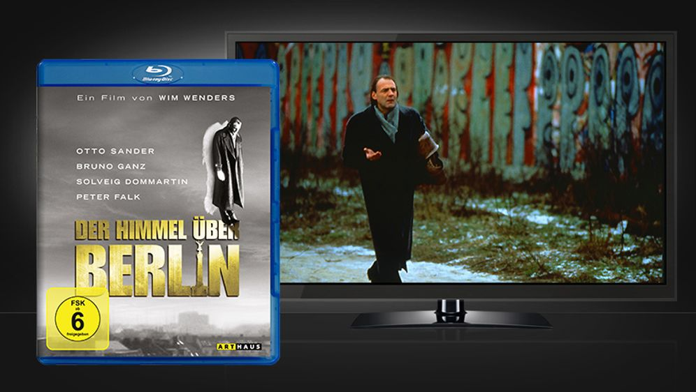 Der Himmel über Berlin (Blu-ray Disc)
