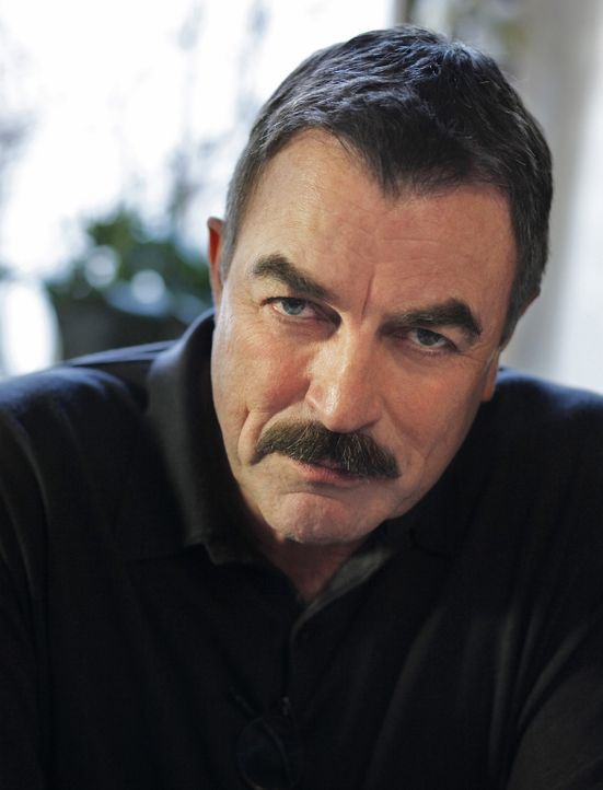 (1. Staffel) - Frank Reagan (Tom Selleck) ist Chef des New York City Police Department. - Bildquelle: 2010 CBS Broadcasting Inc. All Rights Reserved