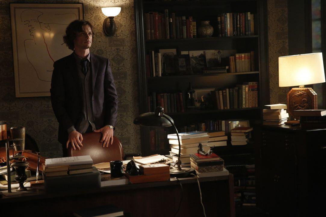 Reid (Matthew Gray Gubler) hat einen Entschluss gefasst: Er will seiner Mutter keine weiteren Studien mehr zumuten und holt sie zu sich nach Hause.... - Bildquelle: Cliff Lipson 2016 ABC Studios. All rights reserved. / Cliff Lipson