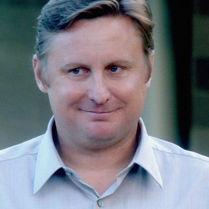 Hat er etwas mit dem Mord an einem Professor zu tun? Patrick Roth (Scott Michael Morgan) ... - Bildquelle: 2012 CBS Broadcasting, Inc. All Rights Reserved.