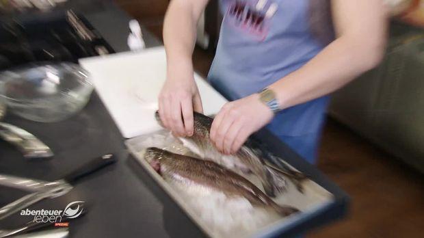 Abenteuer Leben - Abenteuer Leben - Sonntag: Jugend Kann Nicht Kochen - Fieser Fisch