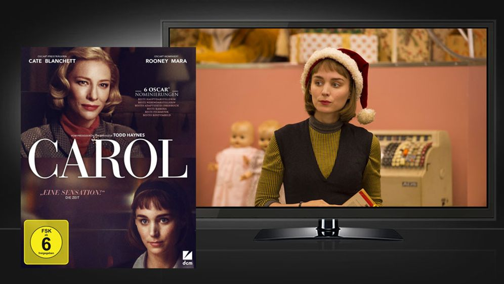 Carol (Blu-ray Disc) - Bildquelle: DCM - Universum Film