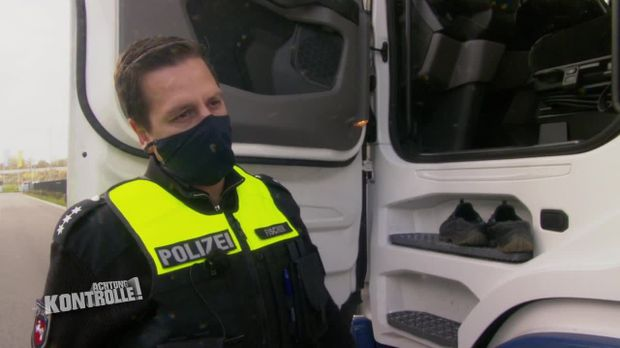 Achtung Kontrolle - Achtung Kontrolle! - Thema U.a.: Fahrverbot An Feiertagen - Polizei Sittensen
