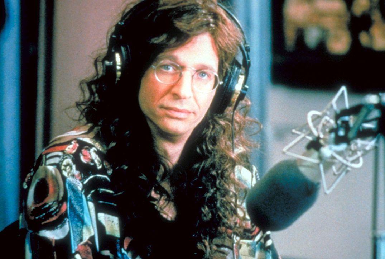 Howard Stern (Foto) ist der wohl außergewöhnlichste Radiomoderator der USA ...