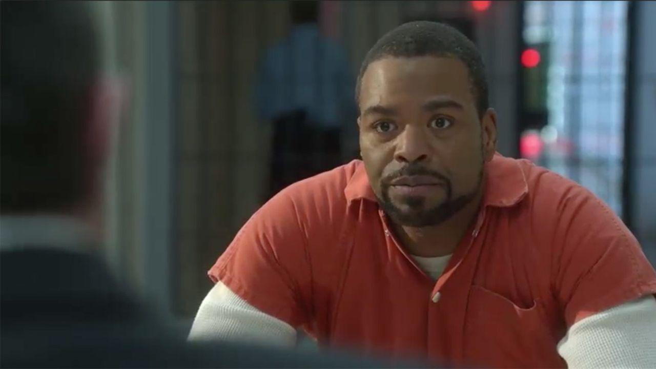 Wird sich Frank auf einen Deal mit dem Mörder und Gang-Anführer Hunt (Method Man) einlassen? - Bildquelle: 2017 CBS Broadcasting, Inc. All Rights Reserved