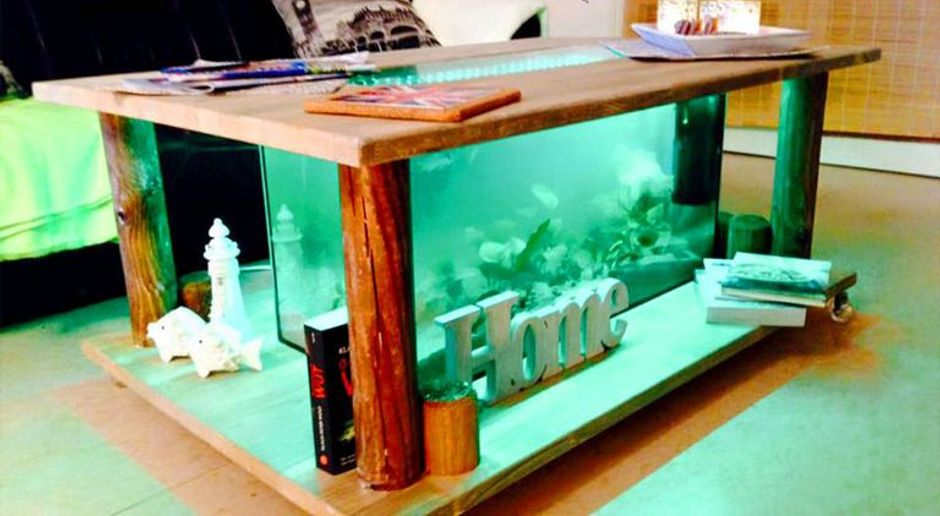 Diy Tischaquarium